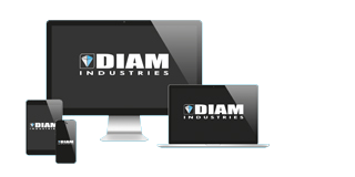LE NOUVEAU SITE WEB DIAM INDUSTRIES
